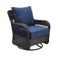 chaise lounge chair cushions. Patio Chairs. Allen + Roth Glenlee Woven Conversation Chair With Cushion Chairs Chaise Lounge Cushions