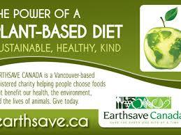 earthsave canada plant based food guide presentation ingogo