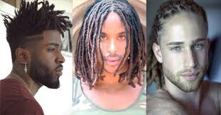 Coiffure Homme Dread