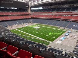 Nrg Stadium Section 119 Seat Views Seatgeek
