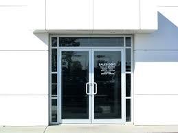 commercial front doors s commercial glass door repair houston