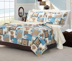 Lighthouse Bedroom Decor Beachcomber Quiled Bedding By Greenland