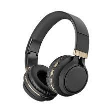 Sentry Deluxe <b>BT300</b> Wireless On-Ear Headphones Black HPX ...