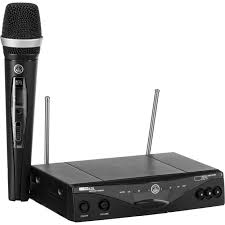 Akg Wms 470 Frequency Chart Akg Wms 470 Vocal Set Wireless Microphone System