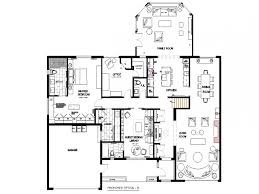 floor plan bungalow house in malaysia