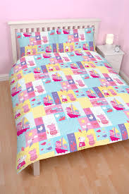 peppa pig nautical duvet cover bed sets curtains