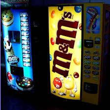 Vending Machine Types Adorable A Different Kind Of Vending Machine TempusMaster