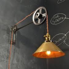 Industrial style pendant lighting Unique Vintage Industrial Style Pulley Lamp Dw Vintage Lighting Co Vintage Industrial Style Pulley Lamp Purchextcom Vintage Industrial Style Pulley Lamp Dw Vintage Lighting Co