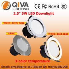 qh dl5w china 5w recessed mini led