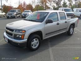 Colorado chevy colorado 2008 : 2008 Silver Birch Metallic Chevrolet Colorado LT Crew Cab ...