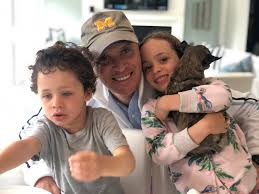 """Harold Ford, Jr. on Twitter: """"Daddy is blessed!!!! Happy happy Father's Day  to daddys everywhere. Love&hug mama and kids a lot more today - and ur  daughter's dog - AND GO BLUE @"""