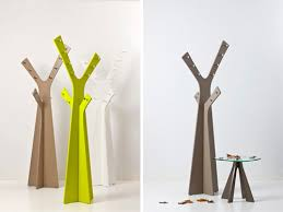 Tree Shaped Coat Rack New Designs by Robert Bronwasser for Cascando Design Milk 61