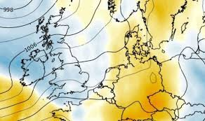 Weather Tree Chart Uk Weather Heat Chart Turns Black As Temperatures Rocket In