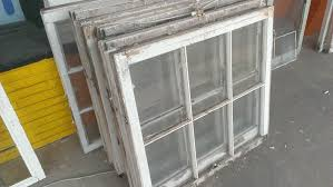 antique vintage old reclaimed wood windows screens shutters