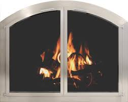arched glass fireplace doors. Modern Style Arched Glass Fireplace Doors With Stoll Door Outdoor Stainless Arch In Natural E