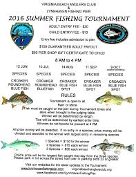 Lynnhaven Fishing Pier Fishing Report For Fri July 8th And