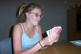 Strip poker stories wife