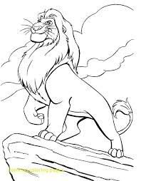 Wonderful Mufasa Coloring Pages Master Free And Sarabi Scar Online