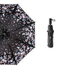 Amazoncojp Zlfjp 折りたたみ傘 レディース 晴傘 3つ折り