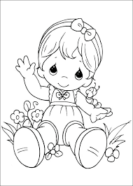 Precious Moment Coloring Pages Precious Moments Coloring Books