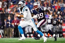 Byron Cowart - Carolina Panthers v New England Patriots