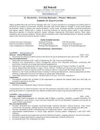 Best Ideas Of Resume Staffing Recruiter Staffing Recruiter Resume