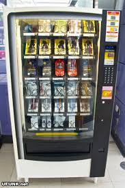 Vending Machine Purchase Fascinating A Tech Vending Machine Which Will Allow You To Purchase USB