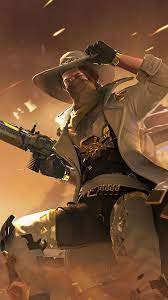 Cowboy Garena Free Fire 4K Ultra HD ...