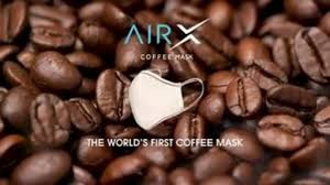 The steps that are shown include:#1. World S First Face Mask Made From Coffee An Eco Friendly Message From Airx