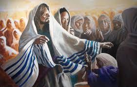 Healing in His Wings | Bible pictures, Jesus painting, Bible women