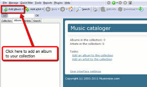 how to make music program how to make a catalog of my music collection using album barcodes