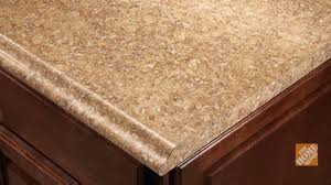 installing a laminate kitchen how to s and tips at the home depot countertop end cap