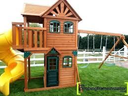 home depot swing sets swing sets kids playhouse wood sheds for swing sets home depot