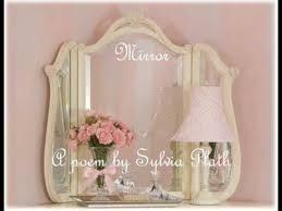 mirror by sylvia plath