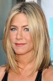 Jennifer Aniston Hair Style 10 celebinspired medium haircuts that work for straight hair 5836 by wearticles.com