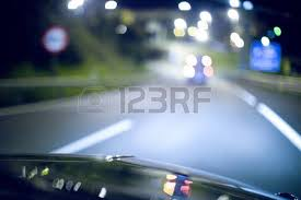 car driving on highway at night. Delighful Driving Road At Night Seen From Inside Car Driving On Motorway With Highway And  City Lights In And Car Driving On Highway At Night C