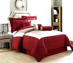 cream and black comforter sets red white gold bedding gray set twin size bed sheets crib