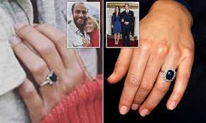 Kate middleton held two completely normal jobs before becoming a royal. James Middleton Proposes To Alizee Thevenet With Sapphire Ring Similar To Kate Middleton S Daily Mail Online
