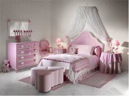 Kids Bedroom. Heart Theme Teen Bedroom Ideas Feature Modern Classic Girly  Bed With Headboard And