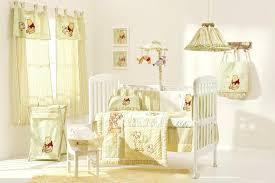 classic winnie the pooh crib bedding set nursery curtains