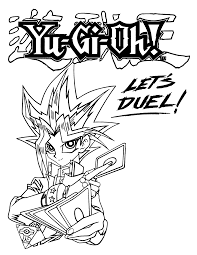 To add colors, make sure to sketch the color outlines with the right color or pencil first. Yu Gi Oh Logo With Yami Yugi Disney Princess Coloring Pages Coloring Pages Coloring Pages For Kids