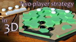 Wooden Path Game Hexagonal IsoPath board creation and game play Projects 78