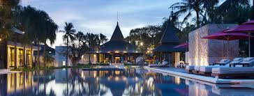 The Royal Santrian Villas Nusa Dua Bali - Bali Luxury Beach Resort Villas &  Hotel