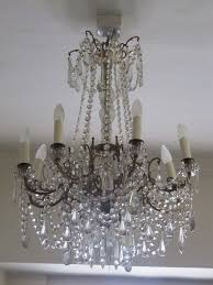 a french chandelier antique