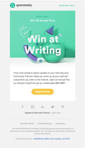 Promotional Email Template Design Promotional Emails 33 Examples Ideas Best Practices