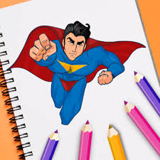 Superheroes coloring pages | monthly collection coloring pages (april 2020) if you like this video please subscribe to this channel for new videos upload. Superhero Coloring Book Pixie App Store Review Aso Revenue Downloads Appfollow