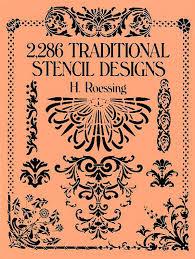 2286 Traditional Stencil Designs Pdf 2 286 Traditional Stencil Designs Ebook By H Roessing Rakuten Kobo