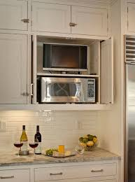 best kitchen cabinet tv kitchen ideas rh beealittlebetter com best tv for kitchen uk best small flat screen tv for kitchen