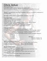 50 Luxury Photographer Resume Format Resume Writing Tips Resume