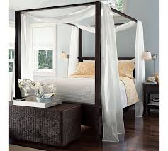 How To Drape A Canopy Bed - gnscl